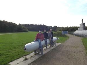 Unsere Torpedoreiter