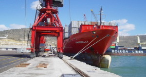 Das Schiff von Gunter, DH6ARM
