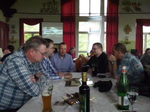 Der Tisch von X10