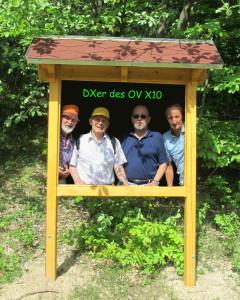 Einige DXer von X10